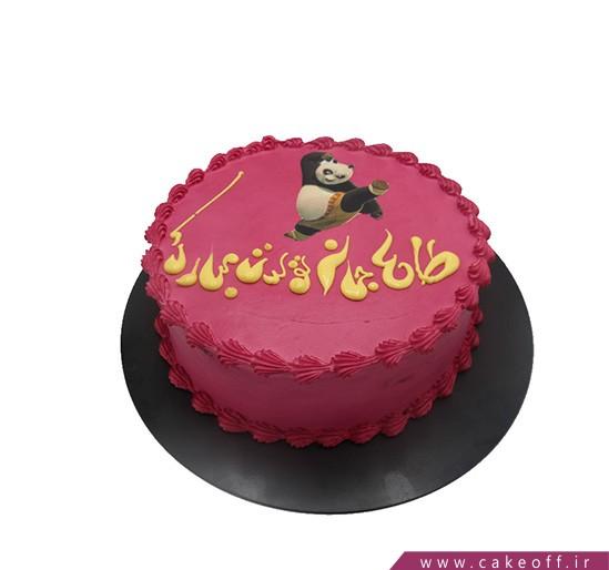 کیک پاندای کونگ فوکار 11