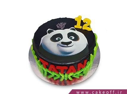 کیک پاندا - کیک پاندای کونگ فوکار 5 | کیک آف