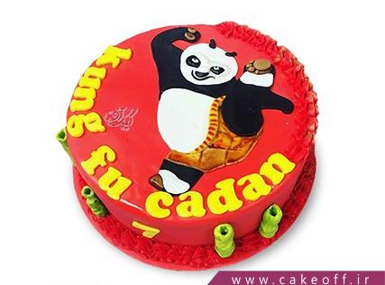 کیک پاندا - کیک پاندای کونگ فوکار 6 | کیک آف