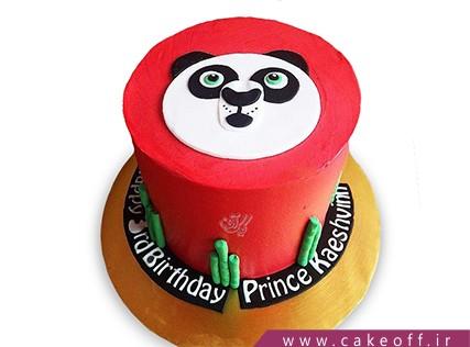 کیک پاندا - کیک پاندای کونگ فوکار 12 | کیک آف