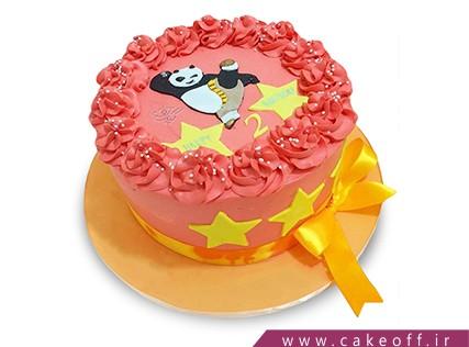 کیک پاندا - کیک پاندای کونگ فوکار 11 | کیک آف
