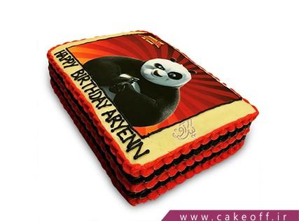 کیک پاندا - کیک پاندای کونگ فوکار 8 | کیک آف