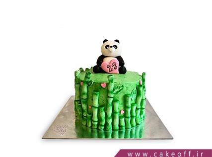 کیک پاندا - کیک پاندای کونگ فوکار 10 | کیک آف