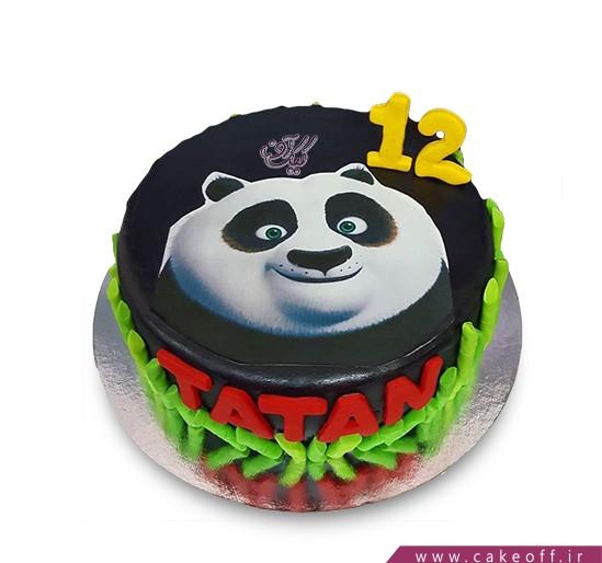 کیک پاندای کونگ فوکار 5