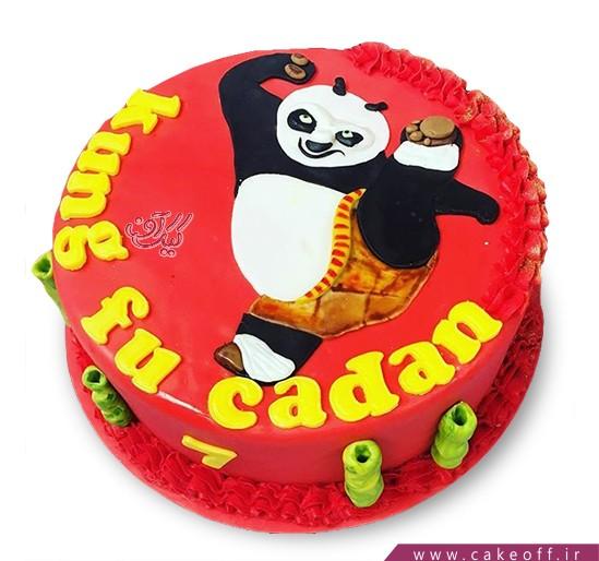 کیک پاندای کونگ فوکار 6