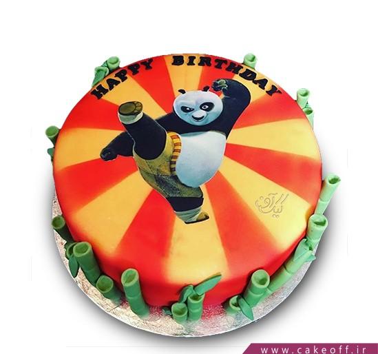 کیک پاندای کونگ فوکار 7