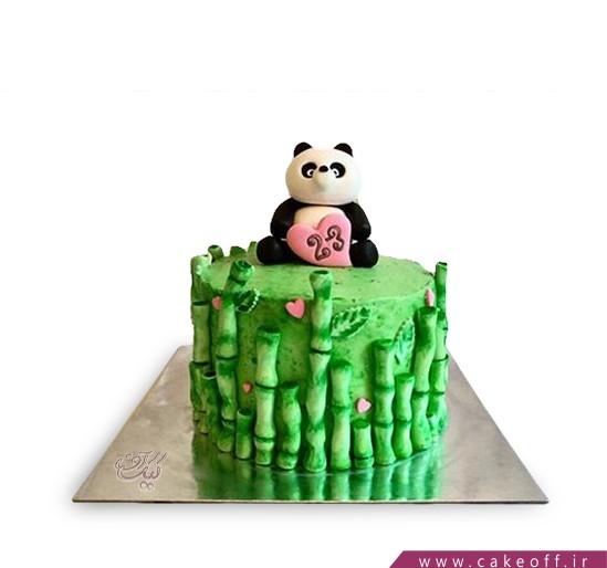 کیک پاندای کونگ فوکار 10