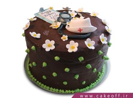 کیک روز پرستار - کیک پرستار روزهای سخت | کیک آف