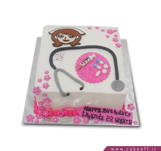 کیک روز پرستار کلارا | کیک آف