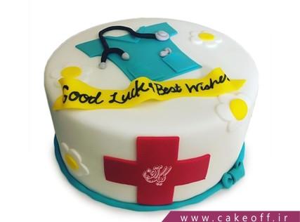 کیک روز پرستار پراوات | کیک آف