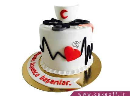 کیک روز پزشک - کیک آنفکتوس | کیک آف