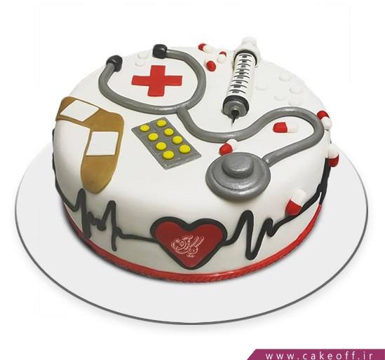 کیک پزشک دهکده