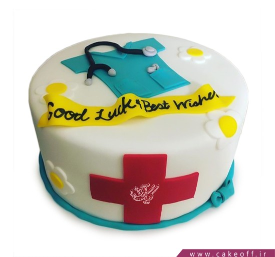 کیک روز پرستار پراوات   کیک آف