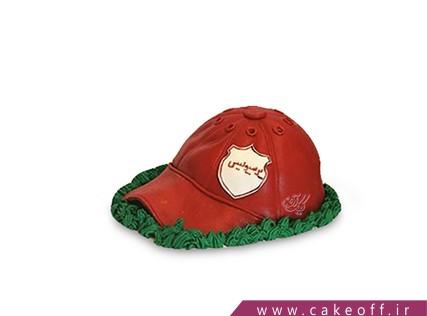 کیک تولد پرسپولیسی - کیک ارتش سرخ | کیک آف