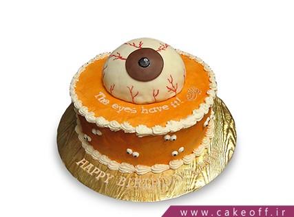 کیک خاص - کیک چشم 1 | کیک آف