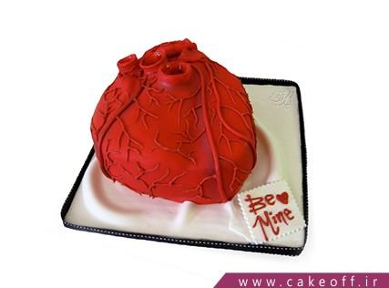 کیک خاص - کیک قلب 2 | کیک آف