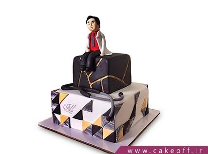 کیک روز پزشک مدیکو | کیک آف