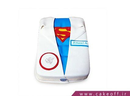 کیک روز پزشک - کیک سوپر دکتر | کیک آف
