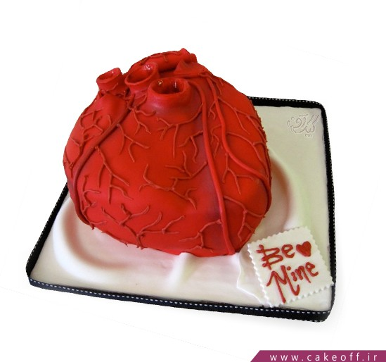 کیک خاص - کیک قلب ۲ | کیک آف