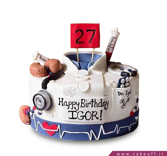 کیک دکتر خوبم