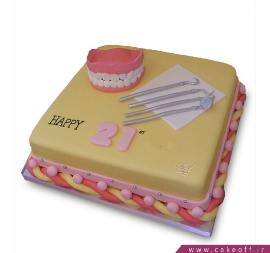 کیک عصب کشی