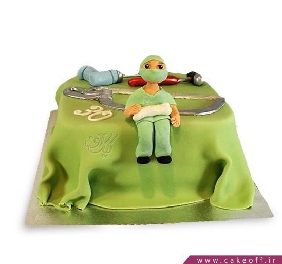 کیک جراح مهربان