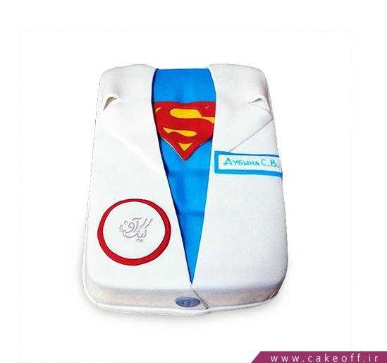 کیک سوپر دکتر
