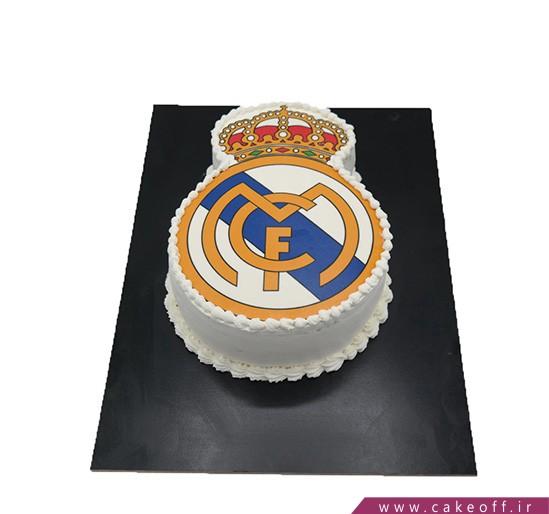 کیک رئال مادرید 5