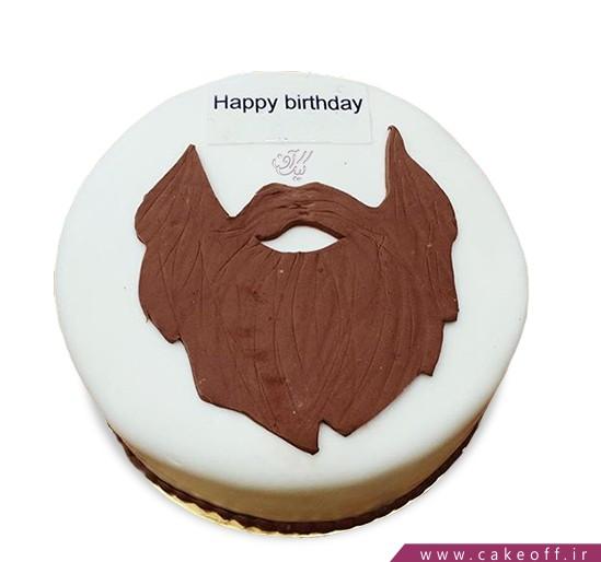 خرید کیک روز مرد - کیک روز پدر بارد | کیک آف