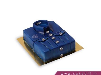 کیک تولد مردانه پیراهن لی | کیک آف
