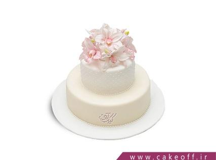 کیک نامزدی شکوفه های سیب | کیک آف