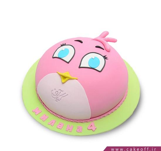کیک کودک - کیک انگری بردز 29 | کیک آف