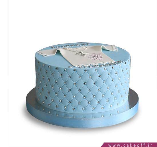 کیک بوی پیراهن نوزاد