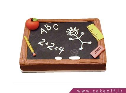 بهترین کادو برای روز معلم - کیک معلم اول | کیک آف