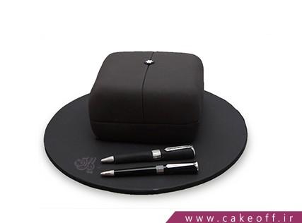 مدل کیک برای روز معلم - کیک به وقت نوشتن | کیک آف