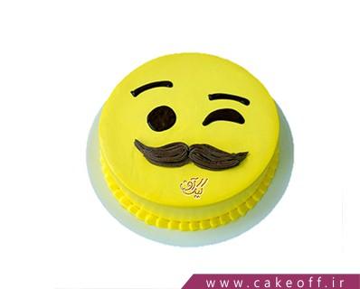 کیک روز مرد - کیک روز پدر سیبیلو | کیک آف