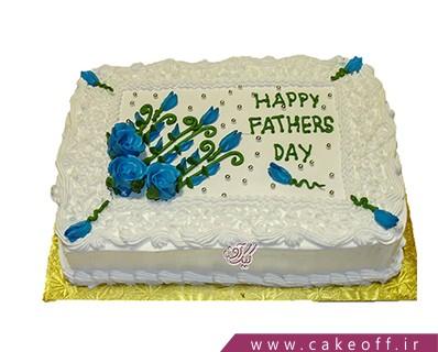 کیک روز پدر نیوشا 1 | کیک آف