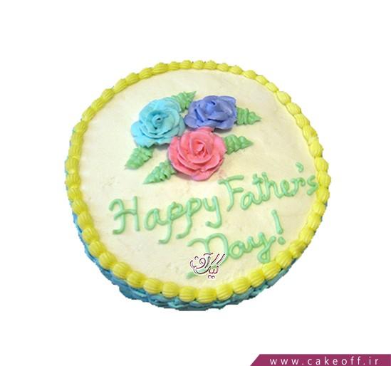 کیک روز پدر ناتالی