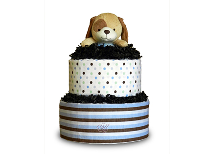 کیک کارتونی - کیک تولد بچه گانه رکسیو | کیک آف