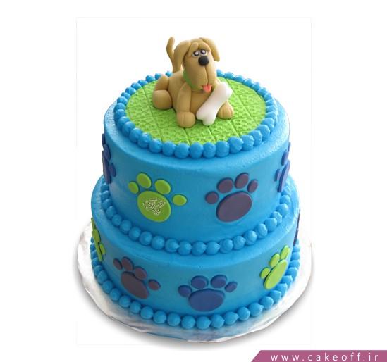 کیک تولد بچه گانه - کیک کارتونی هاپوی شکمو   کیک آف