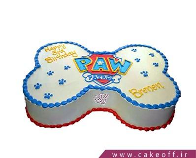 کیک سگ های نگهبان سخت کوش | کیک آف