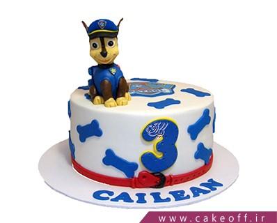 جدیدترین کیک های تولد - کیک سگ های نگهبان وظیفه شناس | کیک آف