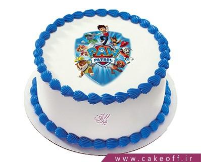 کیک سگ های نگهبان 4 | کیک آف