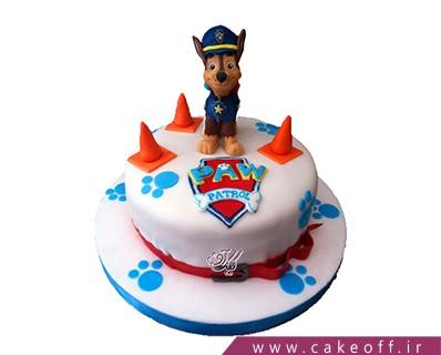 تم تولد سگ های نگهبان - کیک سگ های نگهبان 3 | کیک آف