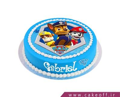 کیک سگ های نگهبان 1 | کیک آف
