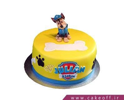 کیک تولد زیبا - کیک سگ های نگهبان 2 | کیک آف