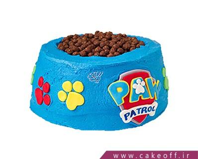 کیک سگ های نگهبان - کیک پاو پاترول 2 | کیک آف