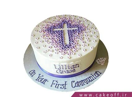 کیک صلیب - کیک کریسمس - کیک سرود کریسمس | کیک آف