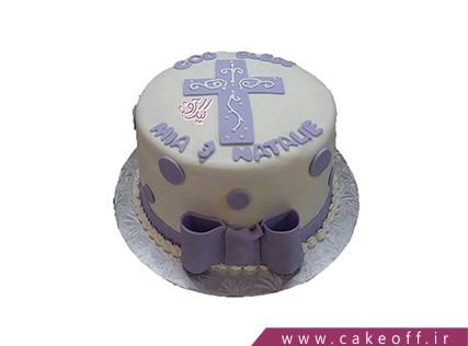 کیک صلیب - کیک کریسمس - کیک تقریباً کریسمس | کیک آف