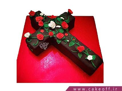 کیک کریسمس - کیک یک کریسمس نسبتاً عجیب و غریب | کیک آف